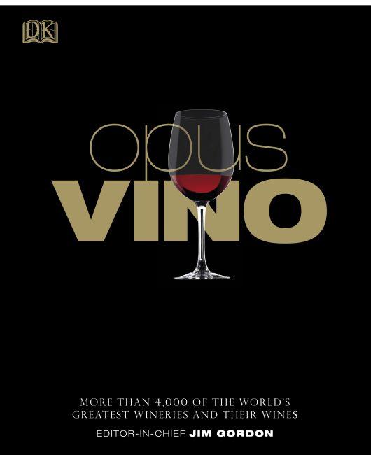 eBook cover of Opus Vino