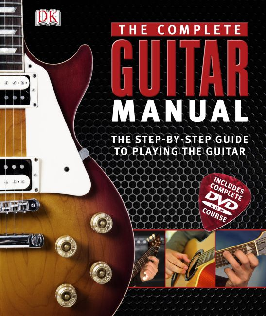 Hardback cover of Complete Guitar Manual