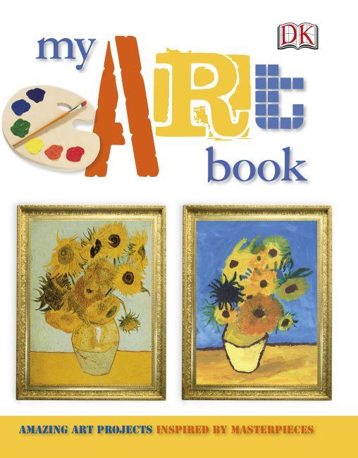Hardback cover of My Art Book
