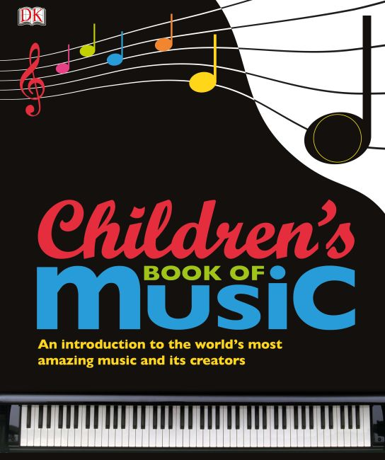 eBook cover of Children's Book of Music