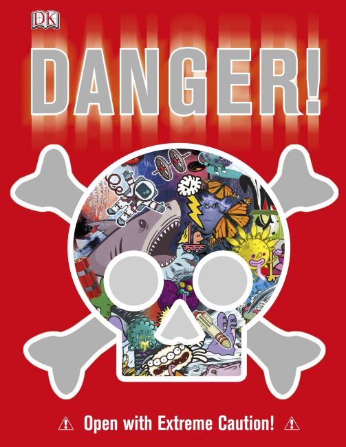 eBook cover of Danger!