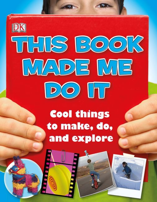 eBook cover of This Book Made Me Do It