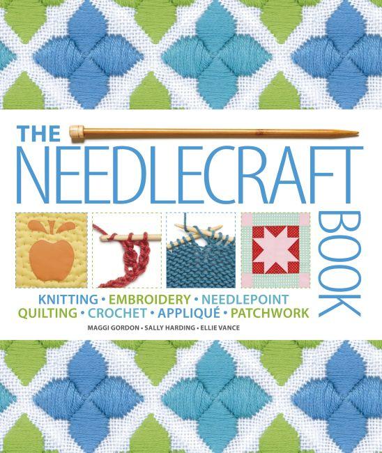 eBook cover of The Needlecraft Book
