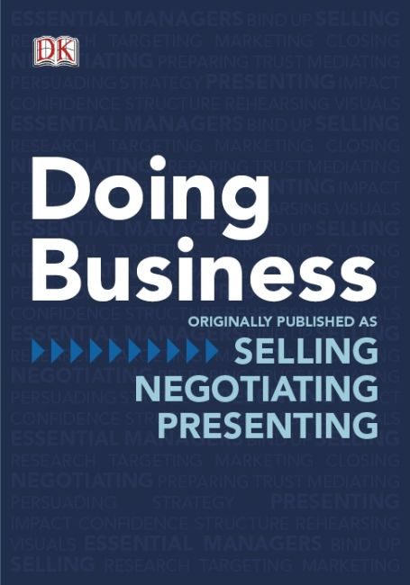 eBook cover of DK Essential Managers: Doing Business