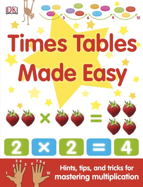 eBook cover of Times Tables Made Easy