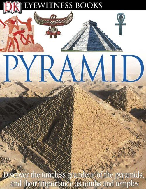 eBook cover of DK Eyewitness Books: Pyramid