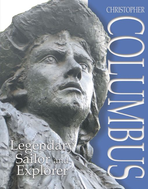 eBook cover of DK Discoveries: Christopher Columbus