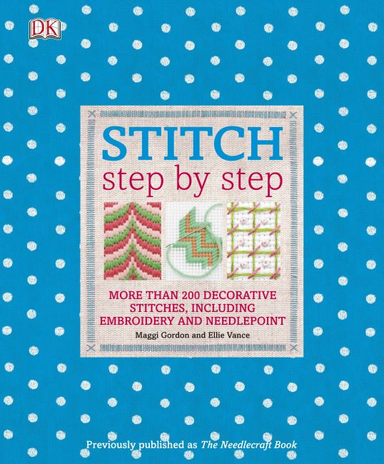 eBook cover of Stitch Step by Step