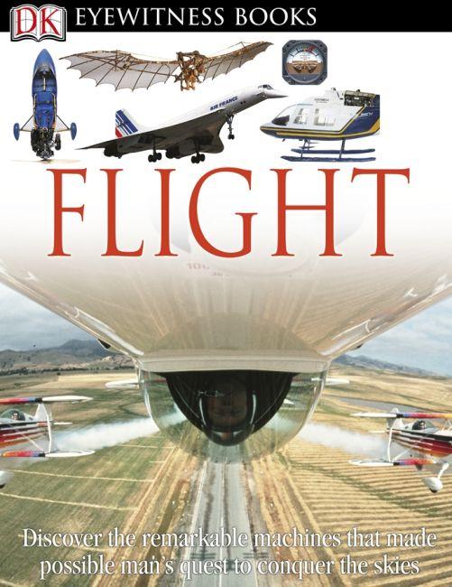 eBook cover of DK Eyewitness Books: Flight