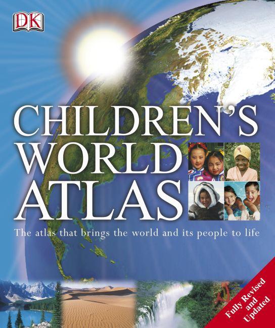 eBook cover of Children's World Atlas