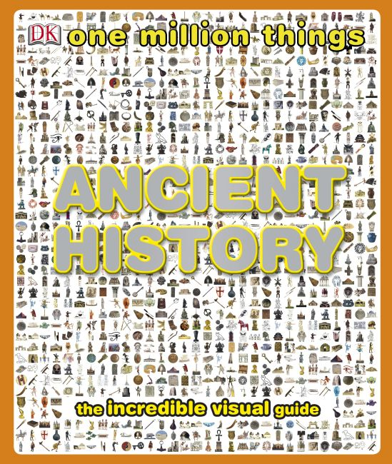 eBook cover of 1 Mill Things:Ancient Hist