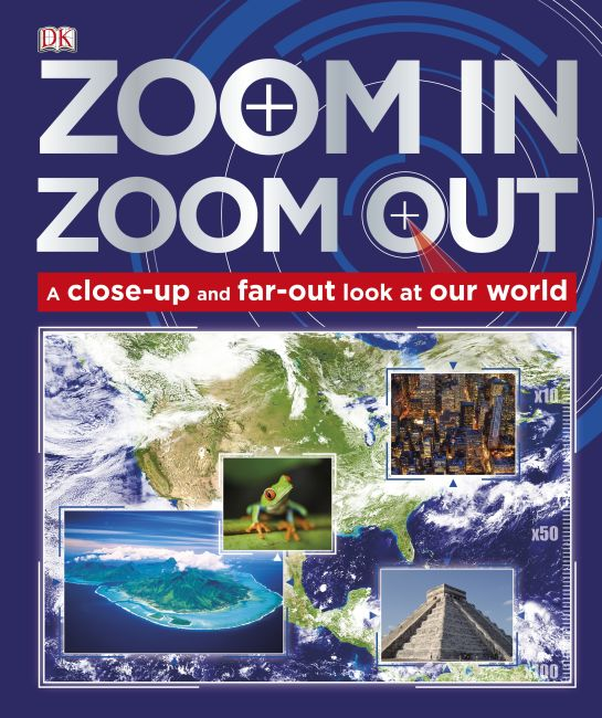 eBook cover of Zoom In, Zoom Out