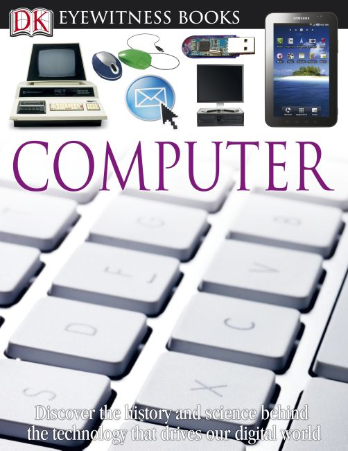 eBook cover of DK Eyewitness Books: Computer