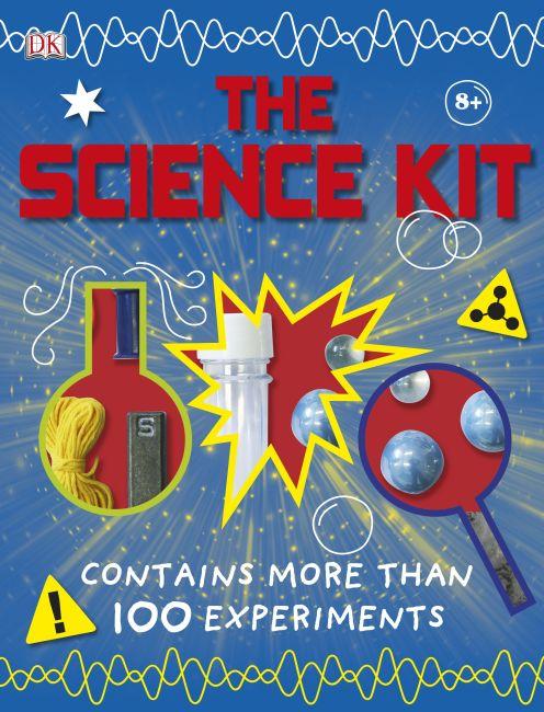 Hardback cover of The Science Kit