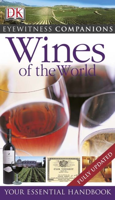 eBook cover of Eyewitness Companions: Wines of the World