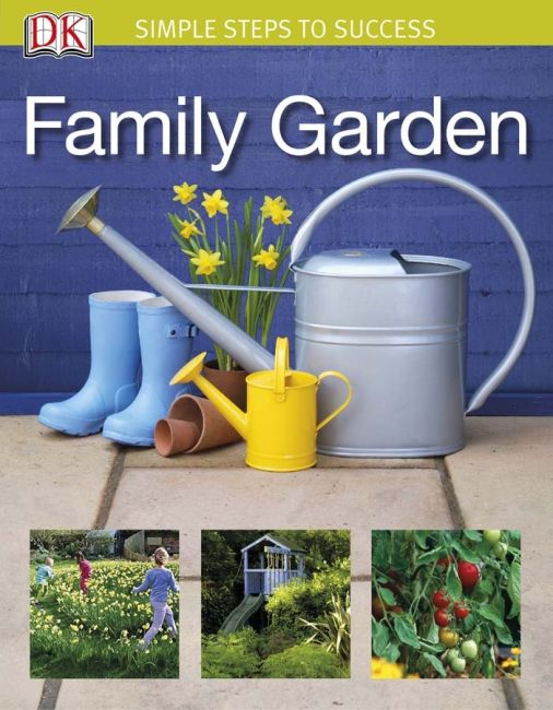 eBook cover of Simple Steps to Success: Family Garden