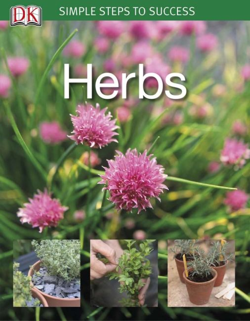 eBook cover of Simple Steps to Success: Herbs
