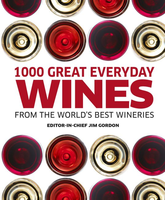 eBook cover of 1000 Great Everyday Wines