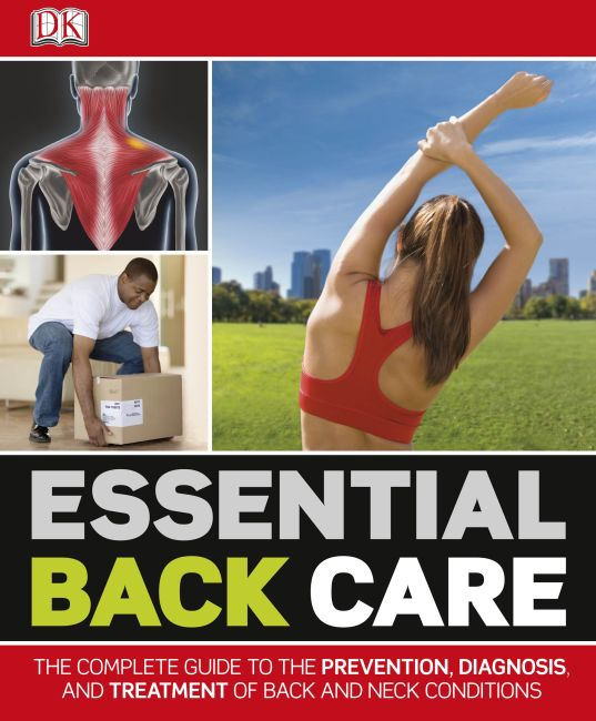 eBook cover of Essential Back Care