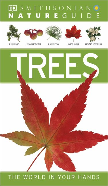 Hardback cover of Nature Guide: Trees