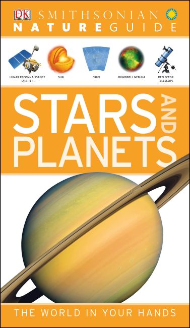 Flexibound cover of Nature Guide: Stars and Planets