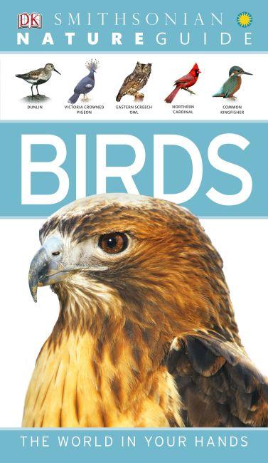 Hardback cover of Nature Guide: Birds