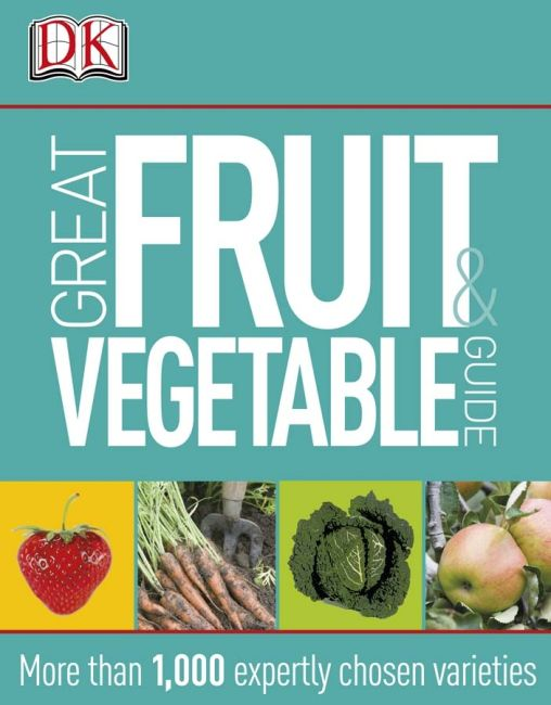 eBook cover of Great Fruit & Vegetable Guide