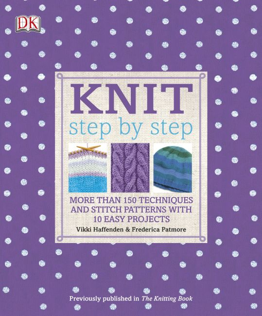 Paperback cover of Knit Step by Step