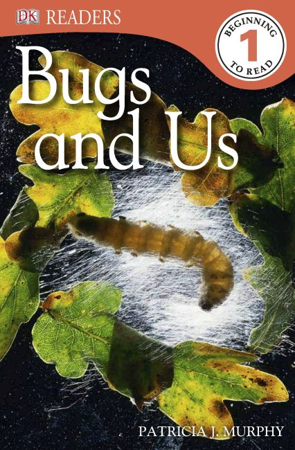 Paperback cover of DK Readers L1: Bugs and Us