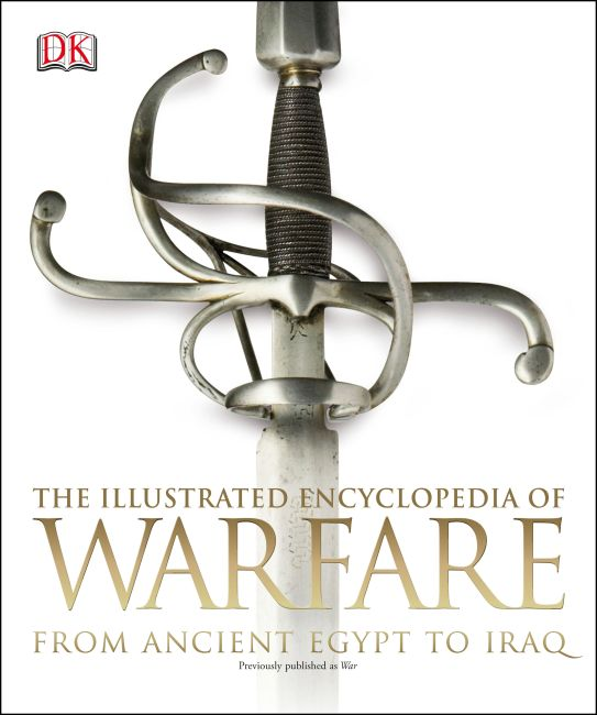 Paperback cover of The Illustrated Encyclopedia of Warfare