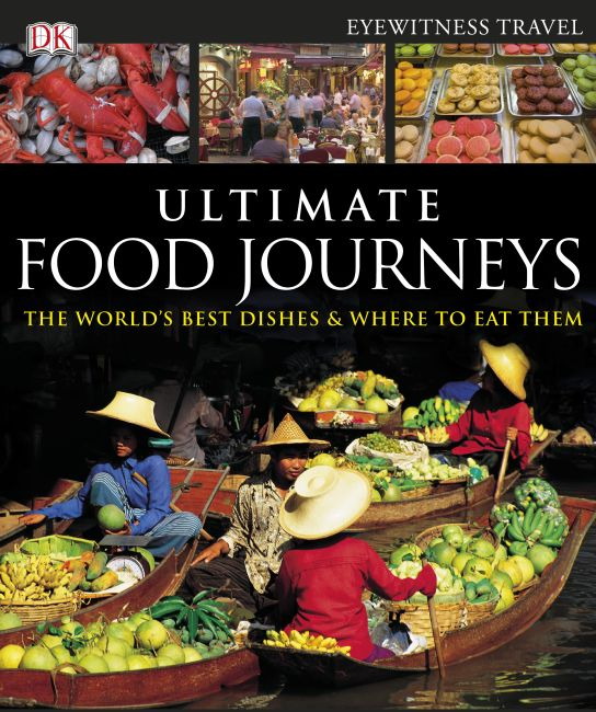 eBook cover of Ultimate Food Journeys