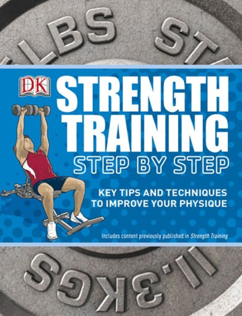 eBook cover of Strength Training Step by Step