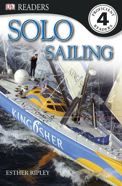 eBook cover of DK Readers: Solo Sailing