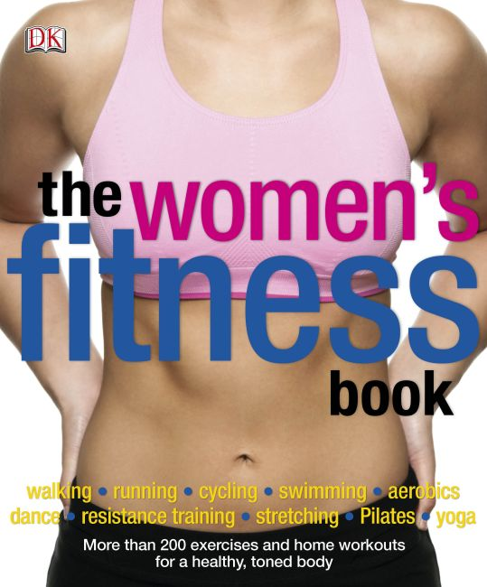 eBook cover of The Women's Fitness Book