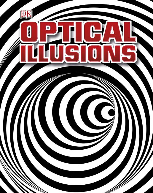 Hardback cover of Optical Illusions