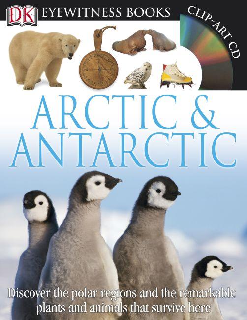 eBook cover of DK Eyewitness Books: Arctic and Antarctic
