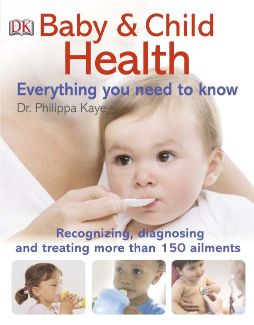eBook cover of Baby & Child Health Everything You Need to Know