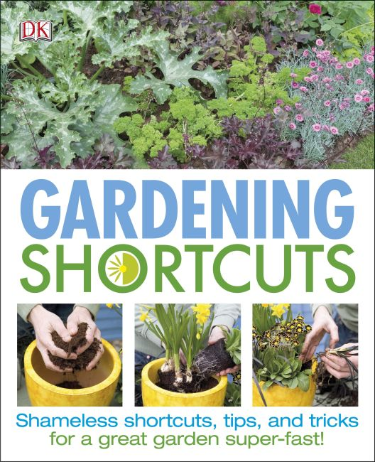 eBook cover of Gardening Shortcuts