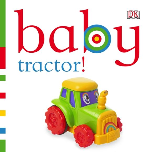 eBook cover of Baby: Tractor!