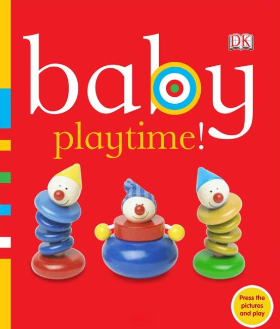 eBook cover of Baby: Playtime!