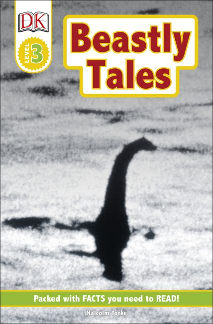 Paperback cover of DK Readers L3: Beastly Tales