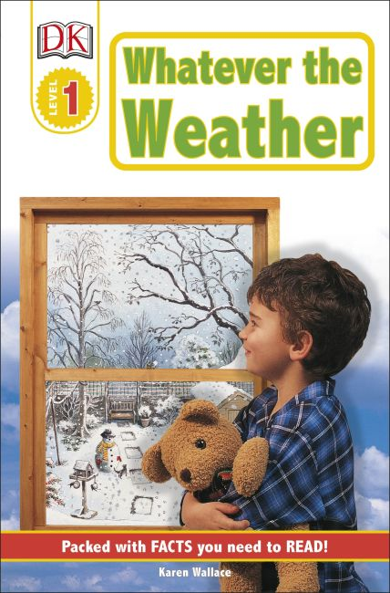 Paperback cover of DK Readers L1: Whatever the Weather