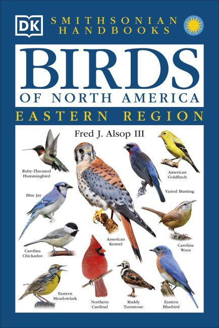 Hardback cover of Handbooks: Birds of North America: East