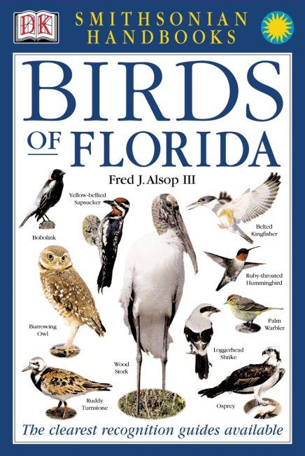 Hardback cover of Handbooks: Birds of Florida