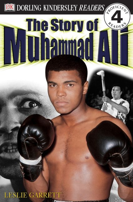 Paperback cover of DK Readers L4: The Story of Muhammad Ali
