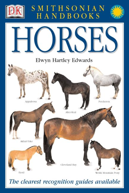 Flexibound cover of Handbooks: Horses