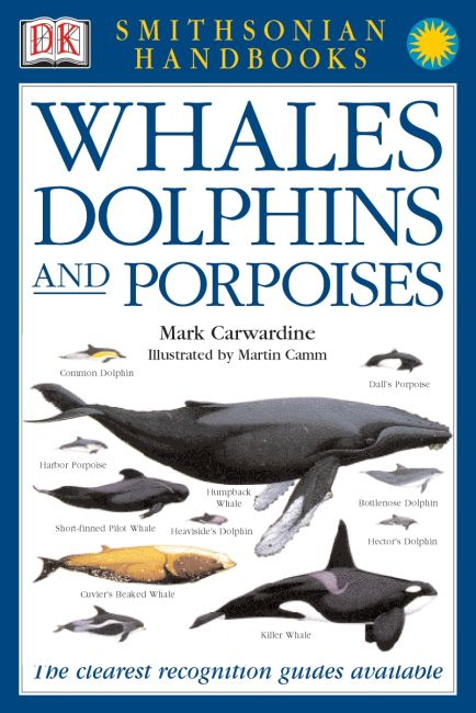 Hardback cover of Handbooks: Whales & Dolphins