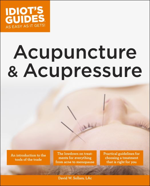 eBook cover of The Complete Idiot's Guide to Acupuncture & Acupressure