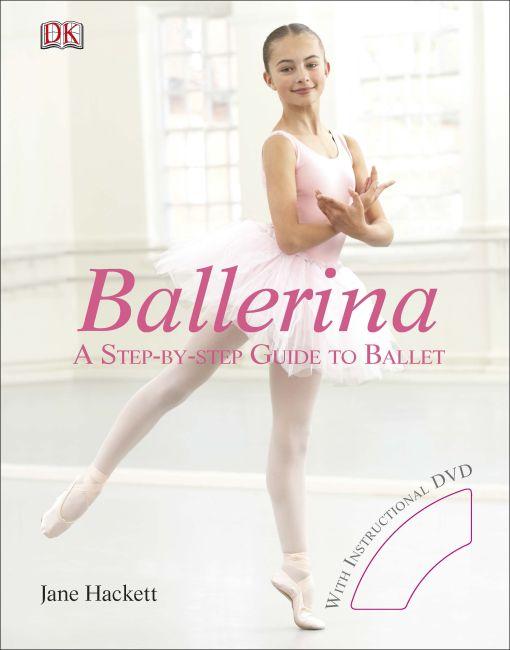 Hardback cover of Ballerina