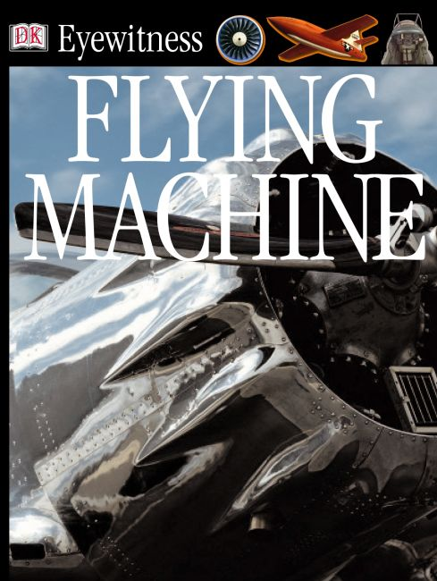 eBook cover of Flying Machine